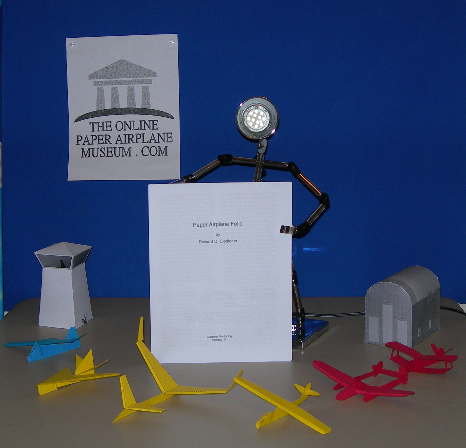 the klutz book of paper airplanes online instructions
